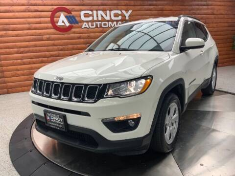 2018 Jeep Compass for sale at Dixie Motors in Fairfield OH