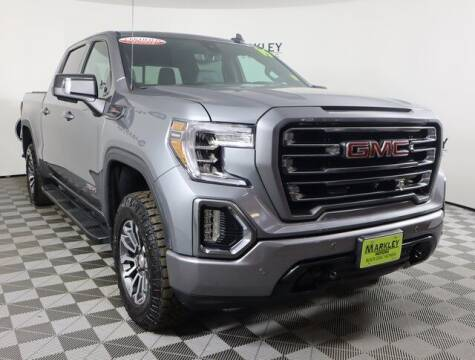 2019 GMC Sierra 1500 for sale at Markley Motors in Fort Collins CO