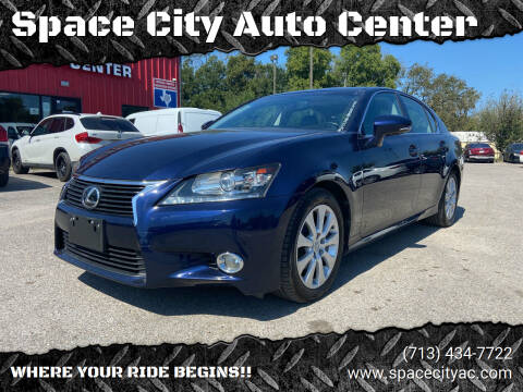 2013 Lexus GS 350 for sale at Space City Auto Center in Houston TX