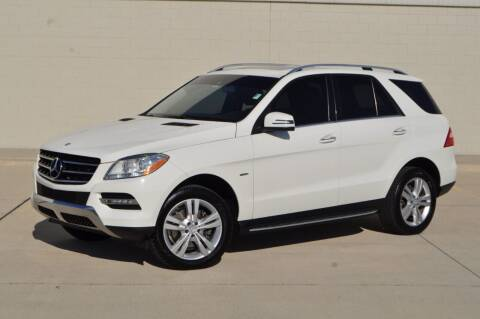 2012 Mercedes-Benz M-Class for sale at Select Motor Group in Macomb Township MI