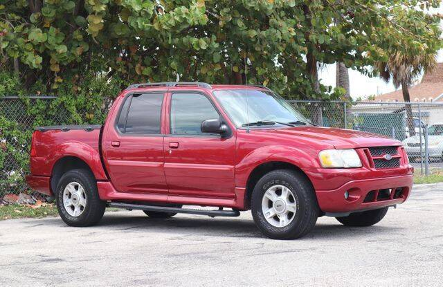 2004 Ford Explorer Sport Trac for sale in Hollywood, FL