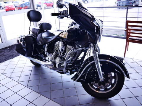 2015 Indian CHIEFTAN for sale at Rydell Auto Outlet in Mounds View MN