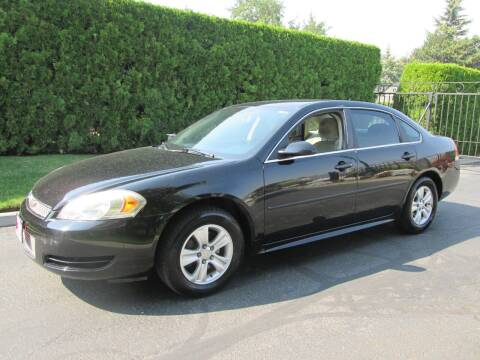 2013 Chevrolet Impala for sale at Top Notch Motors in Yakima WA