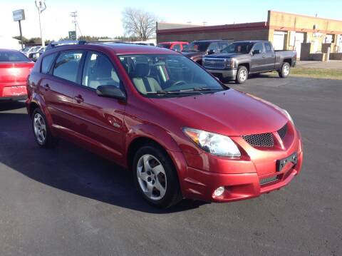 2003 Pontiac Vibe for sale at Bruns & Sons Auto in Plover WI