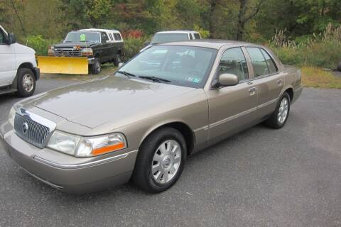 2003 Mercury Grand Marquis for sale at K & R Auto Sales,Inc in Quakertown PA