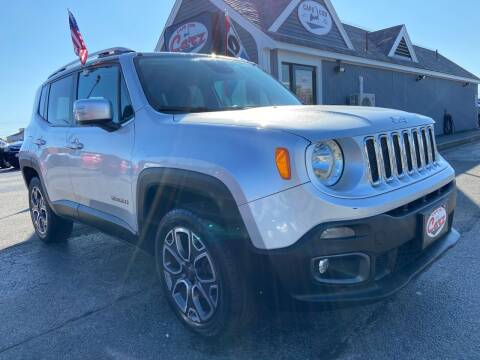 2015 Jeep Renegade for sale at Cape Cod Carz in Hyannis MA