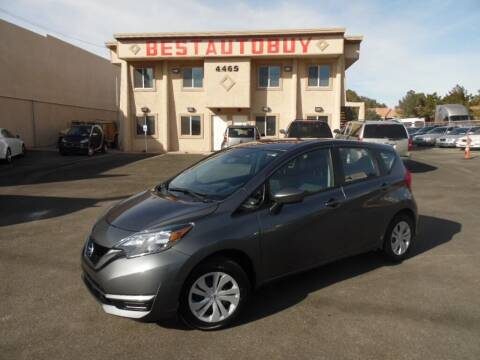 2017 Nissan Versa Note for sale at Best Auto Buy in Las Vegas NV