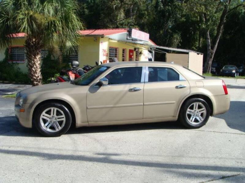 2007 Chrysler 300 for sale at VANS CARS AND TRUCKS in Brooksville FL