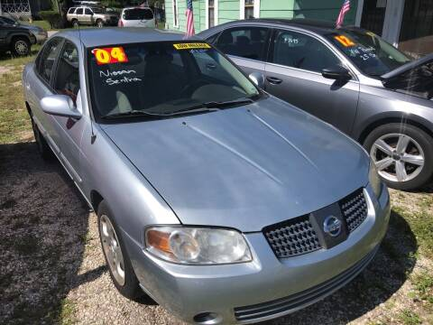 2004 Nissan Sentra for sale at Castagna Auto Sales LLC in Saint Augustine FL