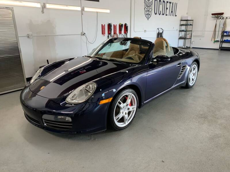 2007 Porsche Boxster for sale at The Car Buying Center in Saint Louis Park MN