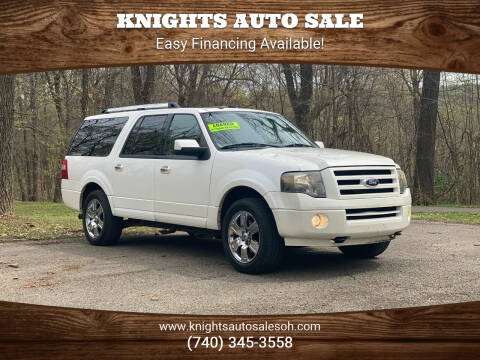2010 Ford Expedition EL for sale at Knights Auto Sale in Newark OH