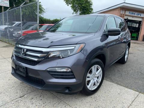 2017 Honda Pilot for sale at Seaview Motors and Repair LLC in Bridgeport CT