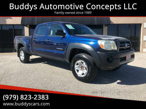 2008 Toyota Tacoma for sale at Buddys Automotive Concepts LLC in Bryan TX