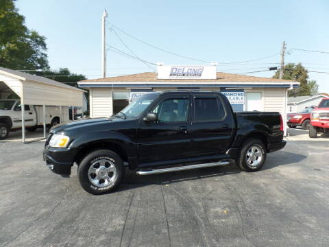 2005 Ford Explorer Sport Trac for sale at DeLong Auto Group in Tipton IN