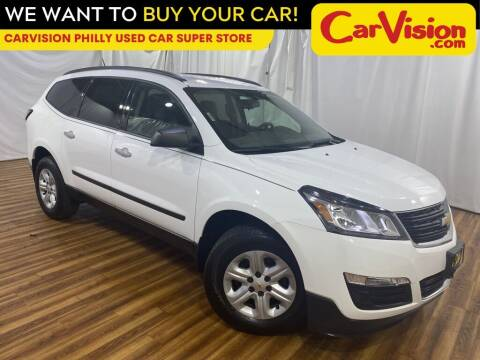 2017 Chevrolet Traverse for sale at Car Vision Mitsubishi Norristown - Car Vision Philly Used Car SuperStore in Philadelphia PA