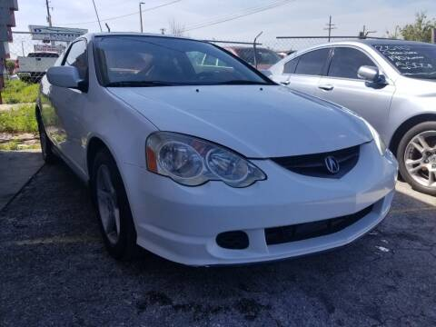 2004 Acura RSX for sale at Fantasy Motors Inc. in Orlando FL