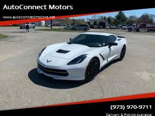 2016 Chevrolet Corvette for sale at AutoConnect Motors in Kenvil NJ