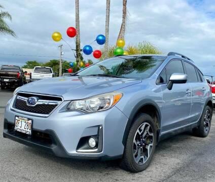 2017 Subaru Crosstrek for sale at PONO'S USED CARS in Hilo HI