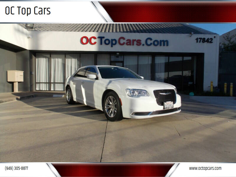 2016 Chrysler 300 for sale at OC Top Cars in Irvine CA
