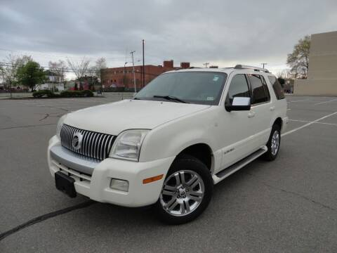 2008 Mercury Mountaineer for sale at TJ Auto Sales LLC in Fredericksburg VA