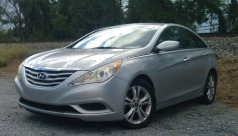 2011 Hyundai Sonata for sale at Abingdon Auto Specialist Inc. in Abingdon VA