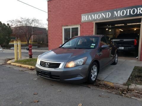 2009 Honda Accord for sale at Diamond Motors in Pecatonica IL