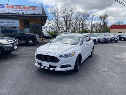 2014 Ford Fusion for sale at CARMART Of New Castle in New Castle DE