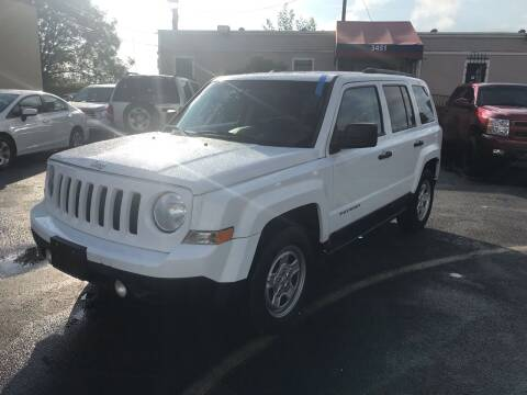 2014 Jeep Patriot for sale at Saipan Auto Sales in Houston TX