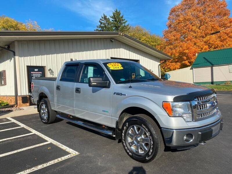 2013 Ford F-150 for sale at Kubly's Automotive in Brodhead WI