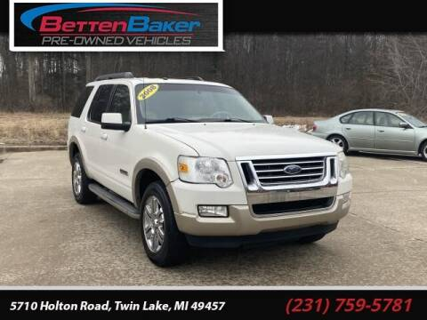 2008 Ford Explorer for sale at Betten Baker Preowned Center in Twin Lake MI