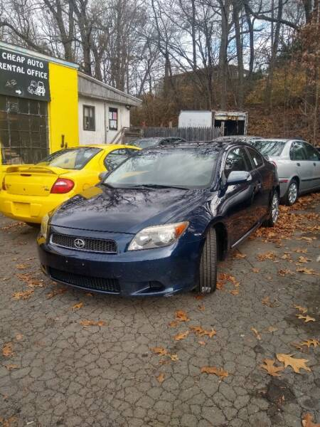 2006 Scion tC for sale at Cheap Auto Rental llc in Wallingford CT