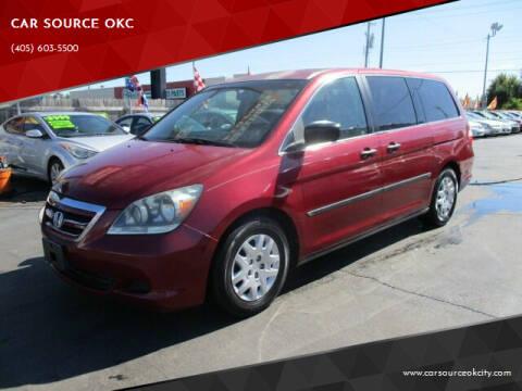2005 Honda Odyssey for sale at CAR SOURCE OKC - CAR ONE in Oklahoma City OK
