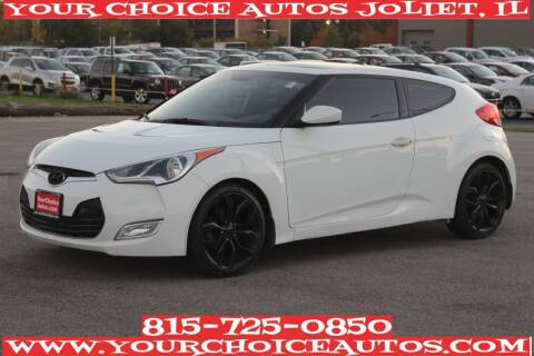 2013 Hyundai Veloster for sale at Your Choice Autos - Joliet in Joliet IL