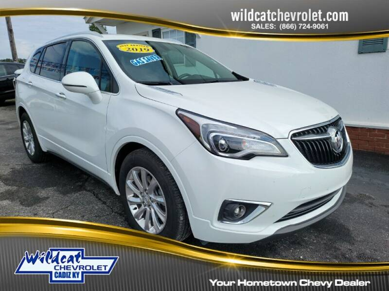 2019 Buick Envision for sale in Cadiz, KY