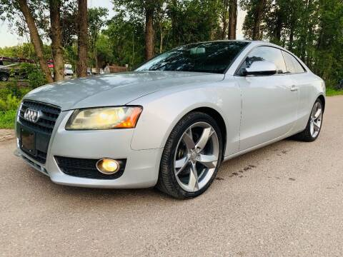 2011 Audi A5 for sale at Next Autogas Auto Sales in Jacksonville FL