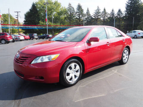 2009 Toyota Camry for sale at Patriot Motors in Cortland OH