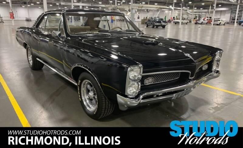 1967 Pontiac GTO for sale at Studio Hotrods in Richmond IL