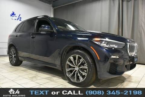 2019 BMW X5 for sale at AUTO HOLDING in Hillside NJ