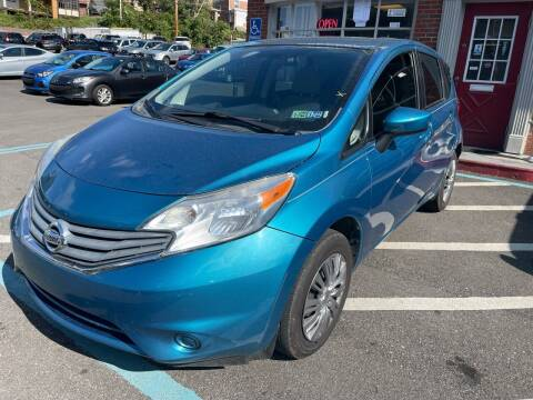 2015 Nissan Versa Note for sale at Fellini Auto Sales & Service LLC in Pittsburgh PA