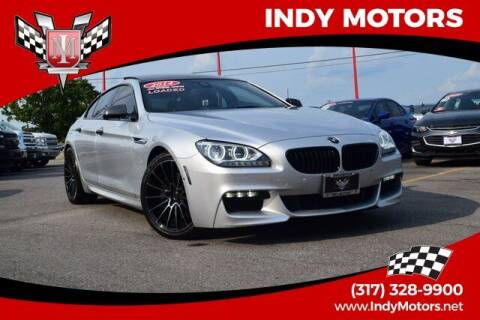 2014 BMW 6 Series for sale at Indy Motors Inc in Indianapolis IN
