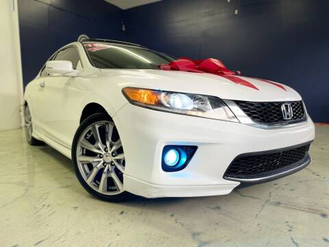 2015 Honda Accord for sale at The Car House of Garfield in Garfield NJ