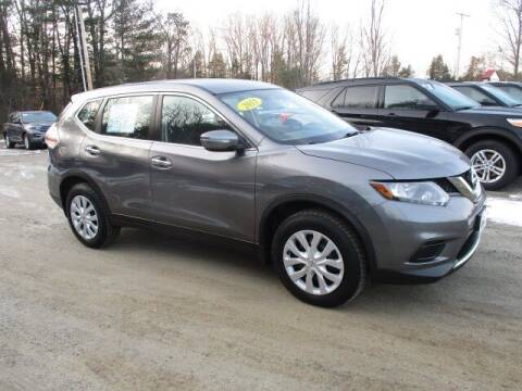 2015 Nissan Rogue for sale at MC FARLAND FORD in Exeter NH