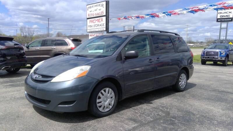 2009 Toyota Sienna for sale at Premier Auto Sales Inc. in Big Rapids MI