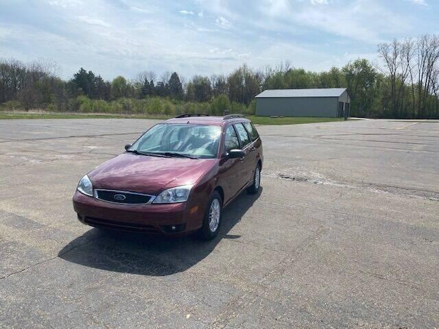2006 Ford Focus for sale at Caruzin Motors in Flint MI
