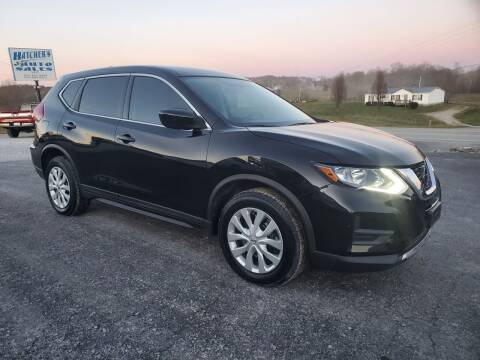 2018 Nissan Rogue for sale at Hatcher's Auto Sales, LLC in Campbellsville KY