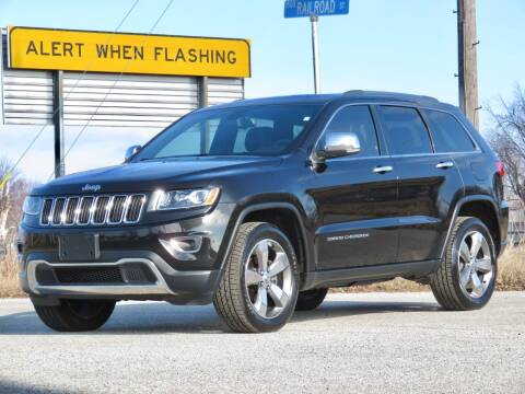 2015 Jeep Grand Cherokee for sale at Tonys Pre Owned Auto Sales in Kokomo IN