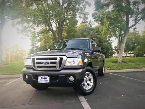 2011 Ford Ranger for sale at KAS Auto Sales in Sacramento CA