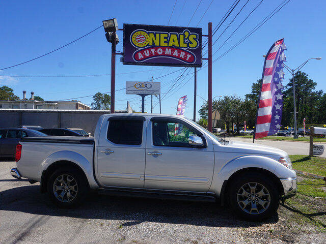 2017 Nissan Frontier for sale at Oneal's Automart LLC in Slidell LA