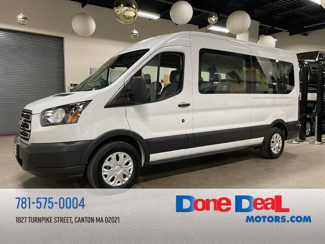 2017 Ford Transit Passenger for sale at DONE DEAL MOTORS in Canton MA