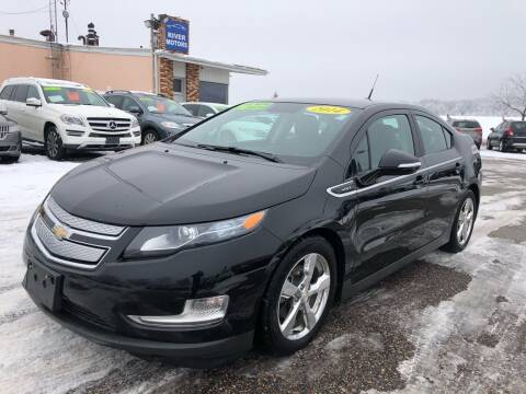 2014 Chevrolet Volt for sale at River Motors in Portage WI